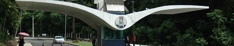 UFPB - Entrada